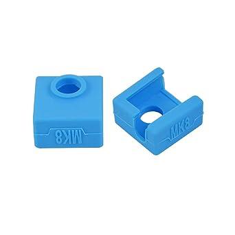 Amazon.com: SOOWAY - Juego de 2 bloques de silicona para ...