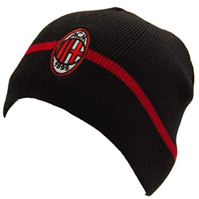 Official Licensed A.C Milan - Adult Knitted Hat