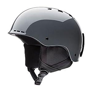 Smith Optics Holt Jr. Youth Ski Snowmobile Helmet , Black