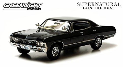1/18 Supernatural 1967 Chev Impala Sport Sedan by Greenlight