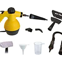 Multi Purpose Hand Held Steam Cleaner with Accessories - 1050W