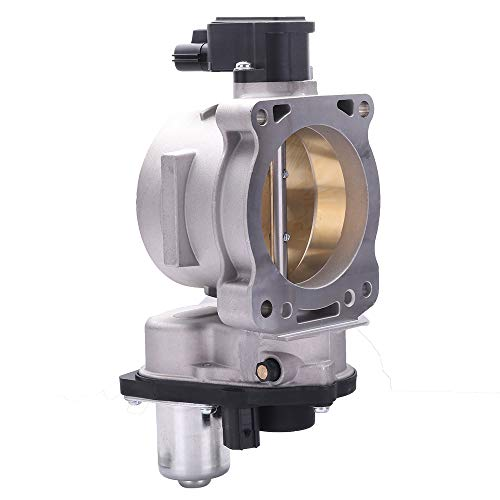 OCPTY New Electric Throttle Body Replace 8L32-9E926-A, 6L3Z9E926A Fuel Injection Throttle Body Assembly fit for 2005-2010 Ford Expedition /2004-2010 Ford F-150/2005-2010 Ford F-250 Super Duty
