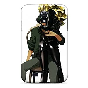 Galaxy S4 Cowboy Bebop Print High Quality Tpu Gel Frame Case Cover