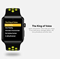 LENCISE Bluetooth Smart Watch Sport Wrist Watch Phone gsm SIM G ...