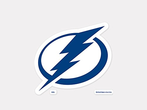 NHL Tampa Bay Lightning 21964011 Perfect Cut Color Decal, 4