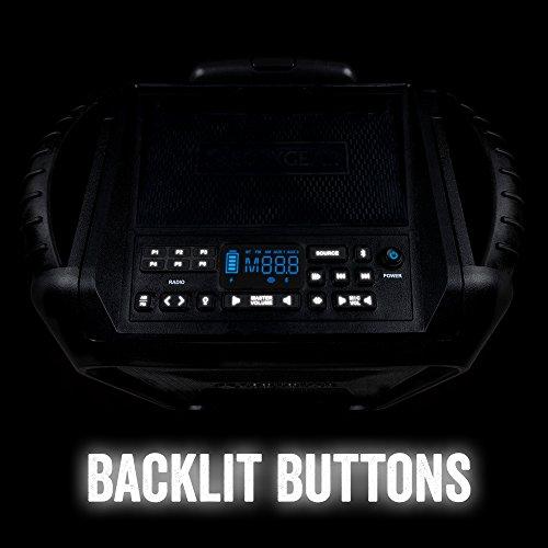 Музыкальное оборудование ECOXGEAR GDI-EXBM901 Waterproof Portable