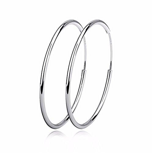 Earrings Sweet Luxury Round Earring Jewelry & Accessories Women Diameter 50 - Stores Potomac Mills