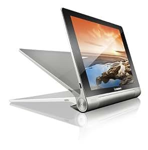 "Lenovo Yoga Tablet 2 - Tablet de 8"" (WiFi, 16 GB, 1 GB RAM, Android), plateado"
