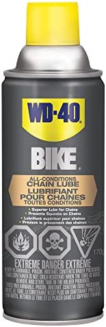 WD-40 Bike 3004 All Conditions Lube, 170g