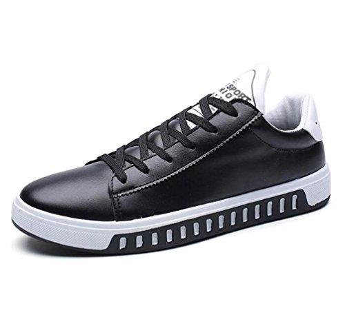 OL Gentleman Casual Lace-up zapatos ligeros UE tamaño 39-44 Black