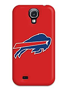 Ultra Slim Fit Hard RonRyanClark Case Cover Specially Made For Galaxy S4- Buffalo Bills