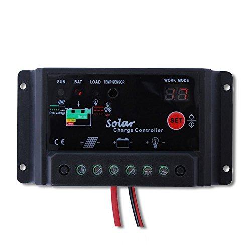Sun Yoba Solar Charge Controller Solar Controller 10a 12v