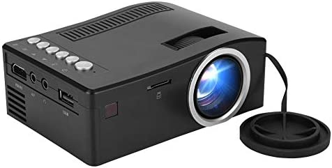 Proyector Full HD, mini proyector 1080P AV/HDMI/USB/TF ...