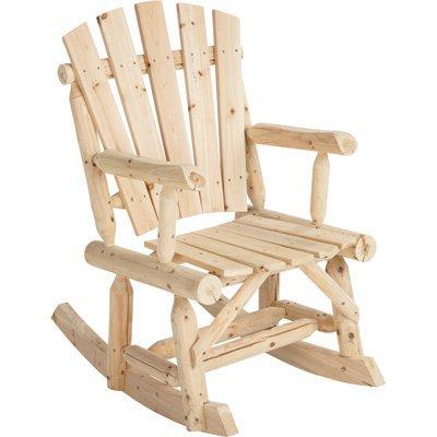 Cedar/Fir Wooden Outdoor Rocking Chair