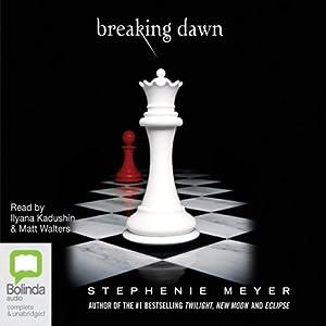 Breaking Dawn Audiobook
