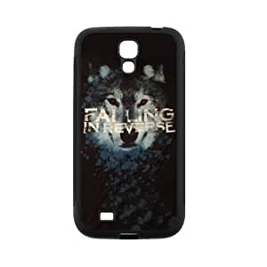 FEEL.Q- Custom Rubber Back Fits Cover Case for Samsung Galaxy S4 S IV I9500 - Falling In Reverse