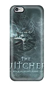 SLphgSb1933KjlFS Case Cover Protector For Iphone 6 Plus The Witcher Case(3D PC Soft Case)