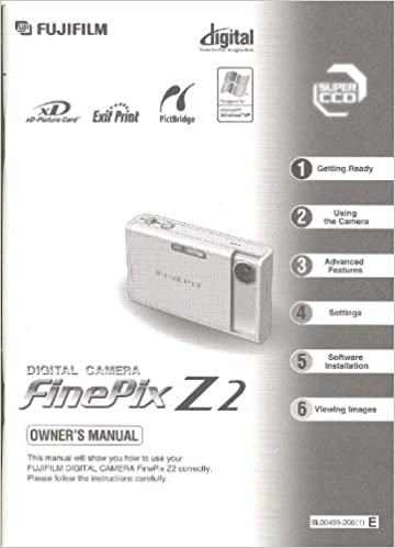 fuji z2 manual
