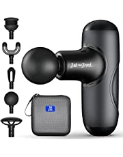 BOB EN BRAD Q2 Mini Massage Pistool, Pocket-Size Deep Tissue Massager Gun, draagbare Percussie Muscle Massager Gun, Ultra kleine en stille spiermassage pistool met draagtas voor onderweg gebruik
