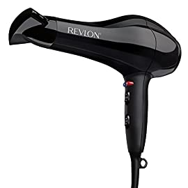 better grip - 41n2msHXH7L - Revlon Salon 1875W 20X Better Grip Turbo Hair Dryer