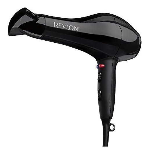 better grip - 41n2msHXH7L - Revlon Salon 1875W 20X Better Grip Turbo Hair Dryer