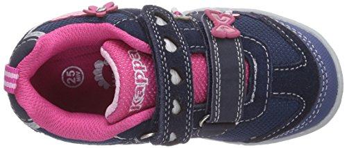 Kappa AMASIA K Footwear Mädchen Sneakers Blau (6722 NAVY/PINK)