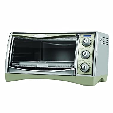 Black & Decker CTO4500S Perfect Broil Convection Toaster Oven