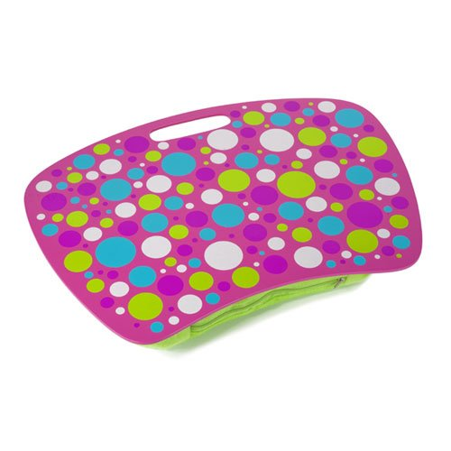 UPC 638241737128, Three Cheers Lots of Dots Lap Desk