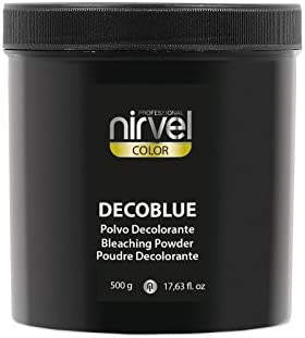 Nirvel Decoblue - Tinte decolorante en polvo (500 g)