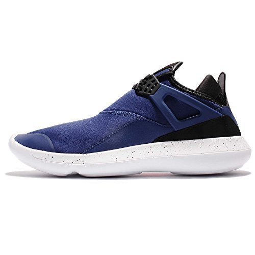 Nike Air Jordan Fly 89 Mens Trainers 940267 Sneakers Shoes (UK 8.5 US 9.5 EU 43, Deep Royal Blue Black White 402) -  940267402