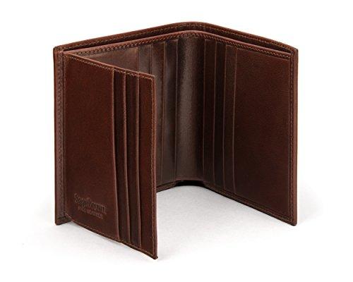 Brown 9 SAGEBROWN Wallet Card Card Wallet Credit 9 Credit Brown SAGEBROWN AnTvO