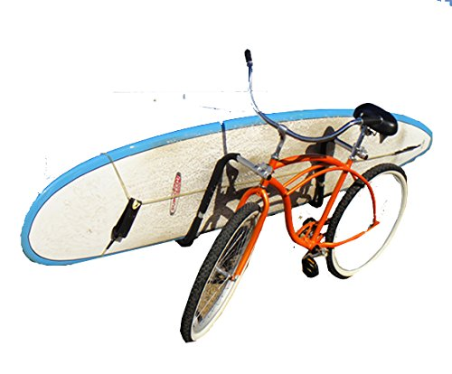 Paradise Racks Side Mount Bike Rack for Surfboards by Unheard Racks