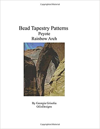 Book Bead Tapestry Patterns Peyote Rainbow Arch