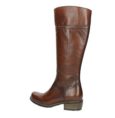 Cognac 00553 Bottes Comfort Leather Wolky 30430 nbsp;tinto qvggwB