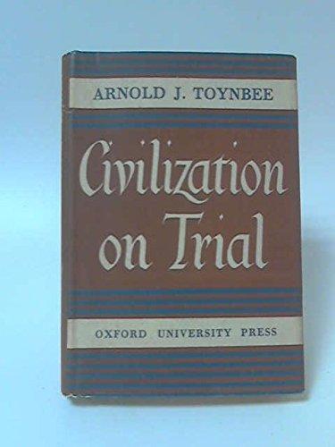 Arnold Toynbee Pdf