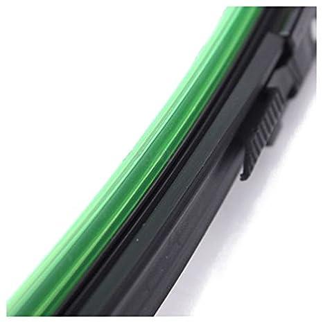 Leoboone 1 set 12 unids S2 acero de alta calidad Plum Blossom 50mm T5-T40 Magnetic Hollow Torx Destornillador Bits Sets