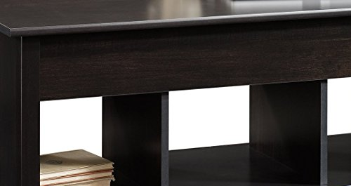 Sauder Edge Water Lift Top Coffee Table Estate Black Finish.Sauder 414856 Edge Water Lift Top Coffee Table L 41 10 X W 19 45