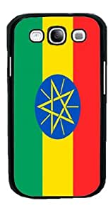 HeartCase Hard Case for Samsung Galaxy S3 I9300/I9308/I939(Flag of Ethiopia ) by runtopwell