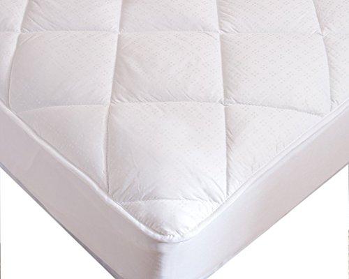 Continental Bedding Premium Mattress Pad 300 Thread