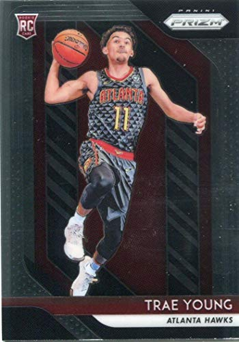 Trae Young 2018-19 Panini Prizm Rookie Card - Basketball Slabbed Rookie Cards