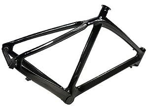 jrfoto carbon fiber bicycle frame 3k all carbon fiber 700c road bike frame model rb rst10 50cm