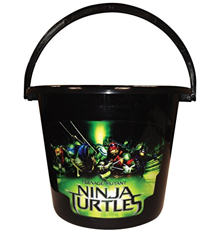[Rubies Teenage Mutant Ninja Turtles Movie Sand Pail] (Nickelodeon Teenage Mutant Ninja Turtles Treat Bags)