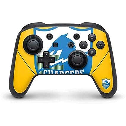 Amazon.com: NFL Cargadores de los angeles Nintendo Switch ...