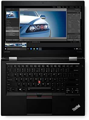 Lenovo ThinkPad X1 Carbon 20FB 14-Inch UltraBook (WQHD 2560x1440 IPS, Intel Core i7-6600U, 512GB SSD, 16GB DDR4, Windows 7/10 Pro)
