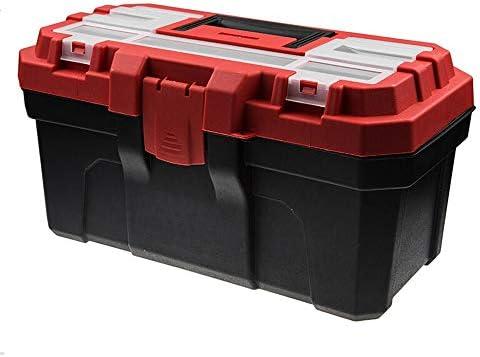 ChenCheng 工具収納修理工具収納用のToolbox-PPプラスチック強化多機能工具箱 ツールボックスストレージと組織 (Size : A)