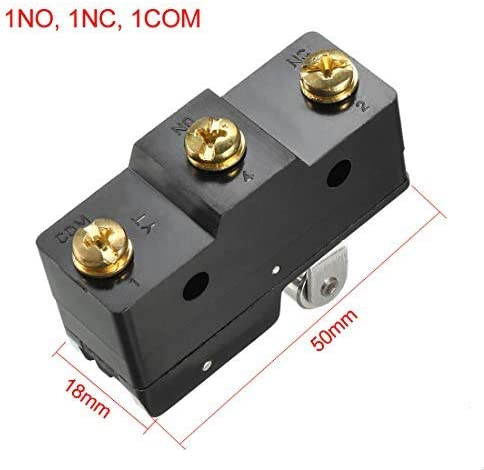 Z-15GW22-B 1NO 1NC Micro Hinge Roller Lever Action Switch