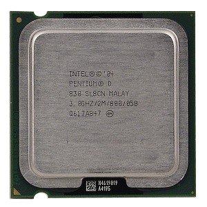 (Intel Pentium D 830 3.0 GHz 800MHz 2MB Socket 775 Dual-Core CPU)