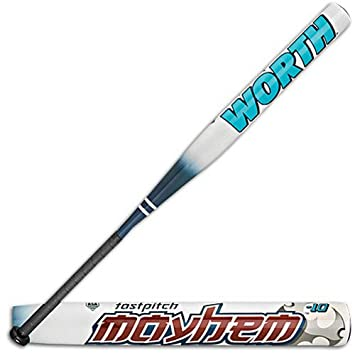 new worth 32 22 m75fp fastpitch softball bat