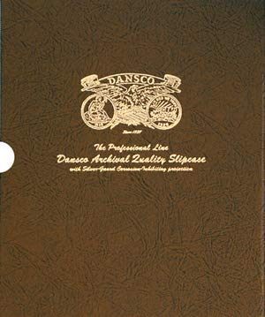 Dansco 3/4″ Archival Quality Album Slipcase with Silver-Guard Corrosion Inhibiting Protection