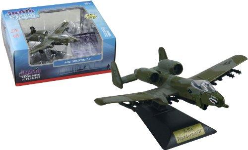 InAir A-10A Thunderbolt II (A10 Warthog Diecast Model)